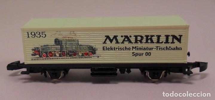 Trenes Escala: MARKLIN MINI-CLUB Z- Edición especial - Pack original completo - Foto 4 - 71401519