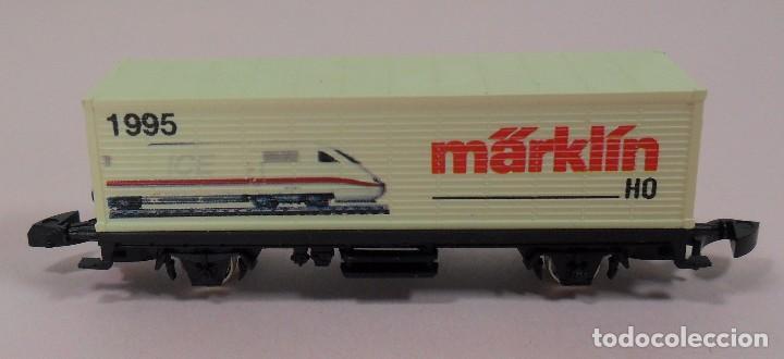 Trenes Escala: MARKLIN MINI-CLUB Z- Edición especial - Pack original completo - Foto 5 - 71401519