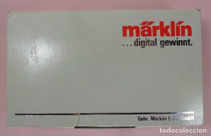 Trenes Escala: MARKLIN MINI-CLUB Z- Edición especial Marklin Tecnología - Pack original completo con lupa - Foto 6 - 71402159