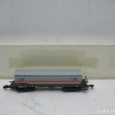 Trenes Escala: MARKLIN MINI-CLUB REF: 8667 - VAGÓN CISTERNA ETRA AG - ESCALA Z. Lote 75213347