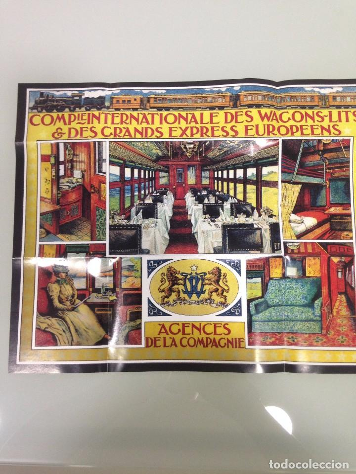 Trenes Escala: TREN,ORIENT ESPRESS,ESTUCHE COMPLETO Y NUEVO A ESTRENAR,COLECCION MINITRAINS, ALTAYA - Foto 5 - 95998987