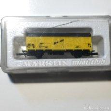 Trenes Escala: MARKLIN ESCALA Z VAGÓN MERCANCÍAS . Lote 97007611