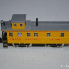 Trenes Escala: MÄRKLIN. VAGÓN UNION PACIFIC UP 9247. EDICIÓN MINI-CLUB 8212. ESC. Z. ROMANJUGUETESYMAS.. Lote 105467703