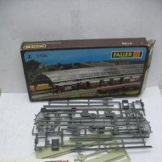Trenes Escala: FALLER REF: 2726 - ANDÉN ACCESORIOS PARA MAQUETA - ESCALA Z. Lote 109252291