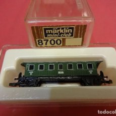 Trenes Escala: MARKLIN MINI-CLUB. REF: 8700. Lote 109332031