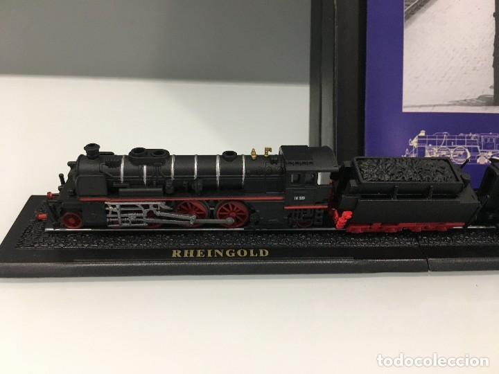 Trenes Escala: MINITRAINS ESCALA 1/220. RHEINGOLD - Foto 2 - 114574895