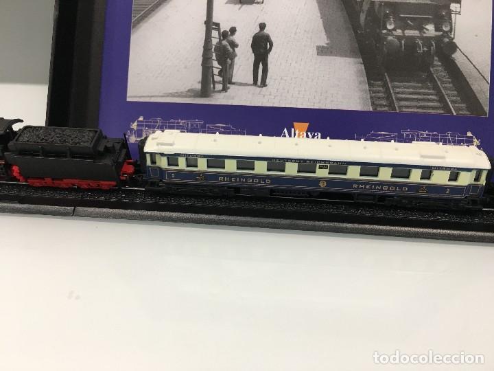 Trenes Escala: MINITRAINS ESCALA 1/220. RHEINGOLD - Foto 3 - 114574895