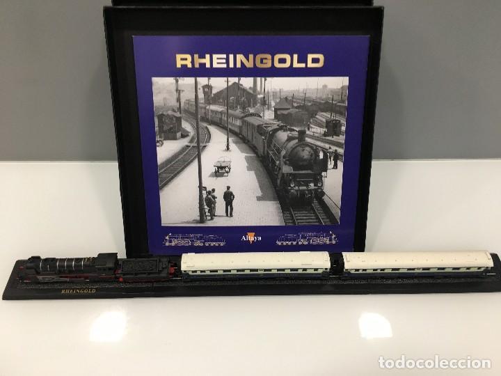Trenes Escala: MINITRAINS ESCALA 1/220. RHEINGOLD - Foto 5 - 114574895