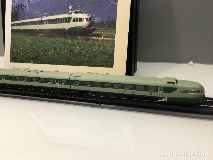 Trenes Escala: MINITRAINS ESCALA 1/220. SETTEBELLO - Foto 4 - 114575463