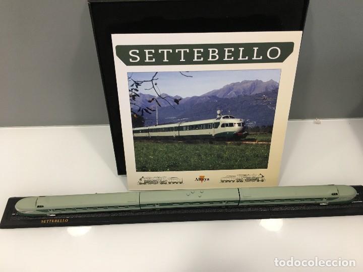Trenes Escala: MINITRAINS ESCALA 1/220. SETTEBELLO - Foto 5 - 114575463