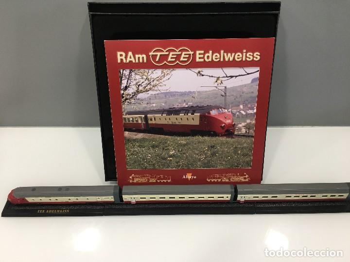 MINITRAINS ESCALA 1/220. RAM TEE EDELWEISS (Juguetes - Trenes a Escala Z)