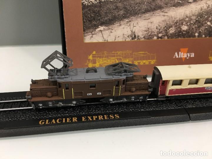 Trenes Escala: MINITRAINS ESCALA 1/220. GLACIER EXPRESS - Foto 3 - 114642283