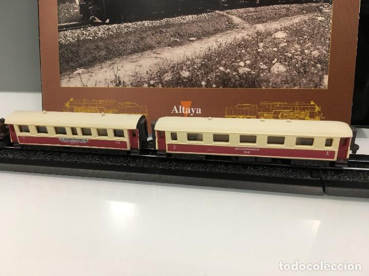 Trenes Escala: MINITRAINS ESCALA 1/220. GLACIER EXPRESS - Foto 5 - 114642283