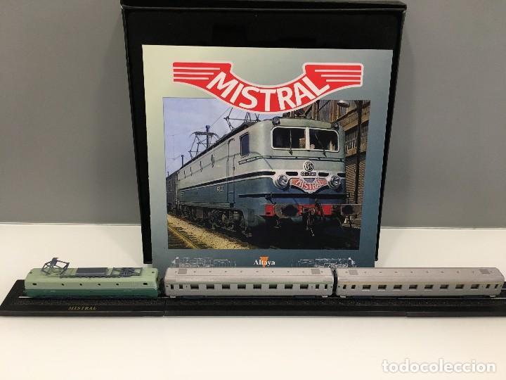 Trenes Escala: MINITRAINS ESCALA 1/220. MISTRAL - Foto 2 - 114643047