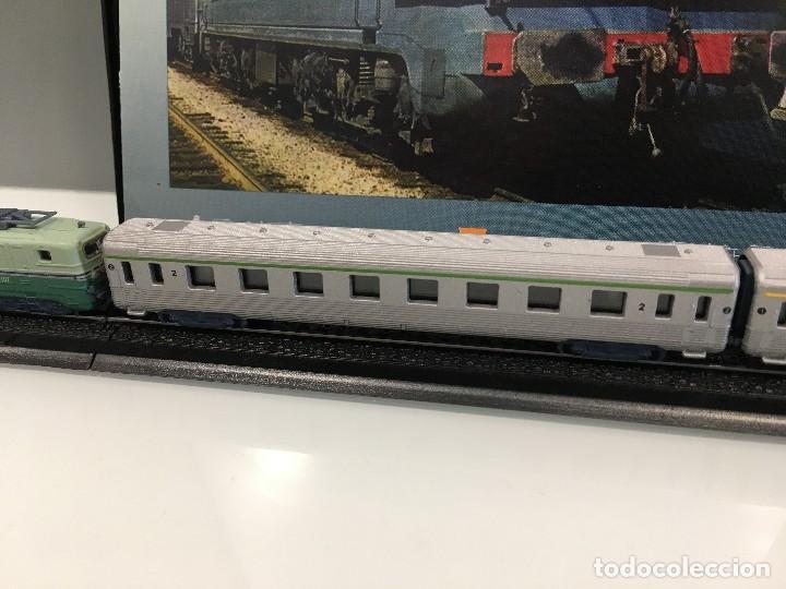 Trenes Escala: MINITRAINS ESCALA 1/220. MISTRAL - Foto 4 - 114643047