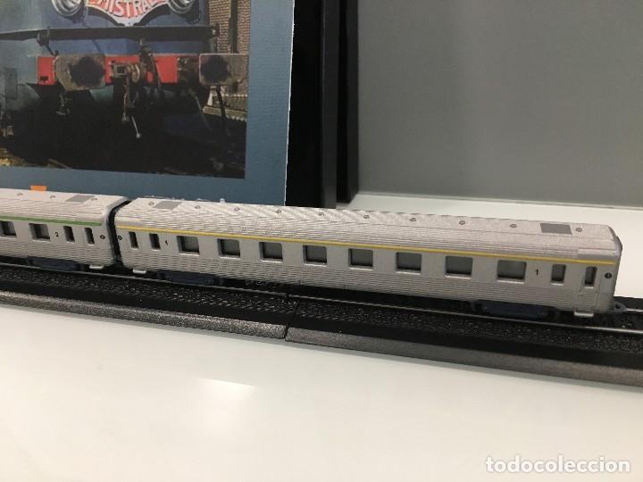 Trenes Escala: MINITRAINS ESCALA 1/220. MISTRAL - Foto 5 - 114643047