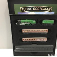 Comboios Escala: MINITRAINS ESCALA 1/220. FLYING SCOTSMAN. Lote 114643423