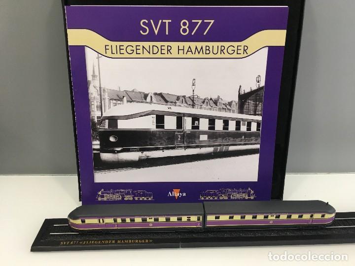 Trenes Escala: MINITRAINS ESCALA 1/220. SVT 877 FLIEGENDER HAMBURGER - Foto 2 - 114921159