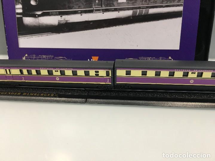 Trenes Escala: MINITRAINS ESCALA 1/220. SVT 877 FLIEGENDER HAMBURGER - Foto 4 - 114921159