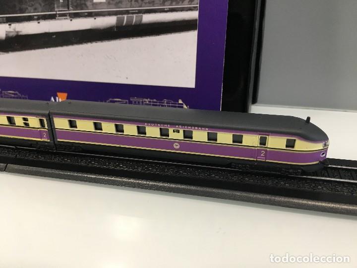 Trenes Escala: MINITRAINS ESCALA 1/220. SVT 877 FLIEGENDER HAMBURGER - Foto 5 - 114921159