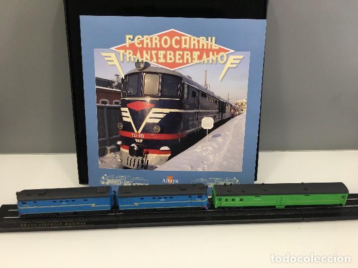 Trenes Escala: MINITRAINS ESCALA 1/220. FERROCARRIL TRANSIBERIANO - Foto 2 - 114921619