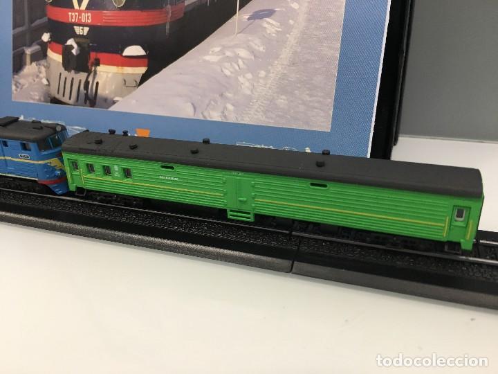 Trenes Escala: MINITRAINS ESCALA 1/220. FERROCARRIL TRANSIBERIANO - Foto 5 - 114921619