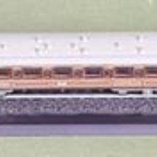Trenes Escala: MAQUETA FERROVIARIA. ORIENT EXPRESS. ESCALA Z. ALTAYA. ESCALA 1/220. SIGLO XX.. Lote 120885179