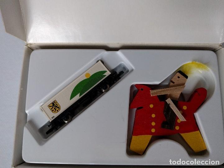 Trenes Escala: Märklin escala Z, ediciones conmemorativas, conjunto de vagones de mercancías - Foto 4 - 123131723