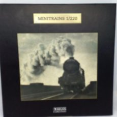 Trenes Escala: MINITRAINS 1/220 EDITIONS ATLAS 2011. Lote 124673663