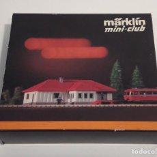 Trenes Escala: MARKLIN MINI-CLUB CASA NUEVA SIN MONTAR REFERENCIA 8962. Lote 125960083