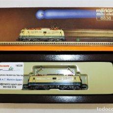 Trenes Escala: MARKLIN MINI CLUB LOCOMOTORA 8838 ESCALA Z. Lote 128277031