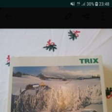 Trenes Escala: TREN TRIX CHRISTMAS BATERY. Lote 131131793
