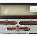 Trenes Escala: MARKLIN Z 88720 TREN COMPLETO . Lote 132665266