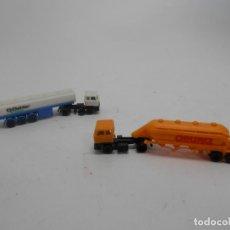 Trenes Escala: LOTE VEHICULOS ESCALA Z . Lote 133355554