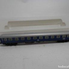 Trenes Escala: VAGÓN PASAJEROS DE LA DB ESCALA Z DE MARKLIN . Lote 133355974