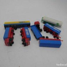 Trenes Escala: LOTE VEHICULOS ESCALA Z . Lote 133356050