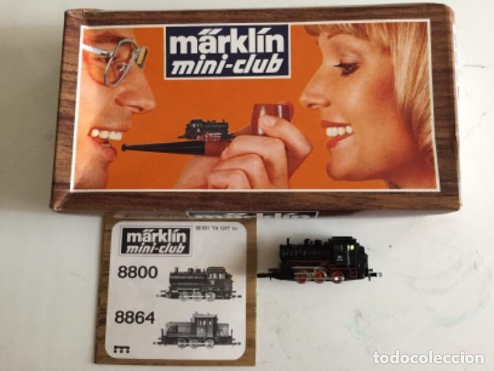 TREN MARKLIN MINI-CLUB 8800 (Juguetes - Trenes a Escala Z)