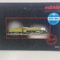 Trenes Escala: HASTA LUEGO DE MAKING ESCALA Z MINICLUB 1986/87 D DE 191PAG DE 21X14CMS. Lote 147826457