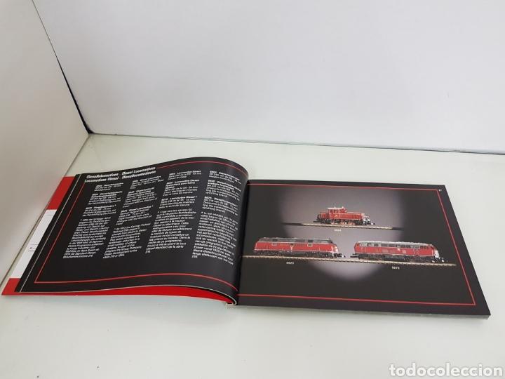 Trenes Escala: Hasta luego de making escala Z miniclub 1986/87 D de 191pag de 21x14cms - Foto 3 - 147826457