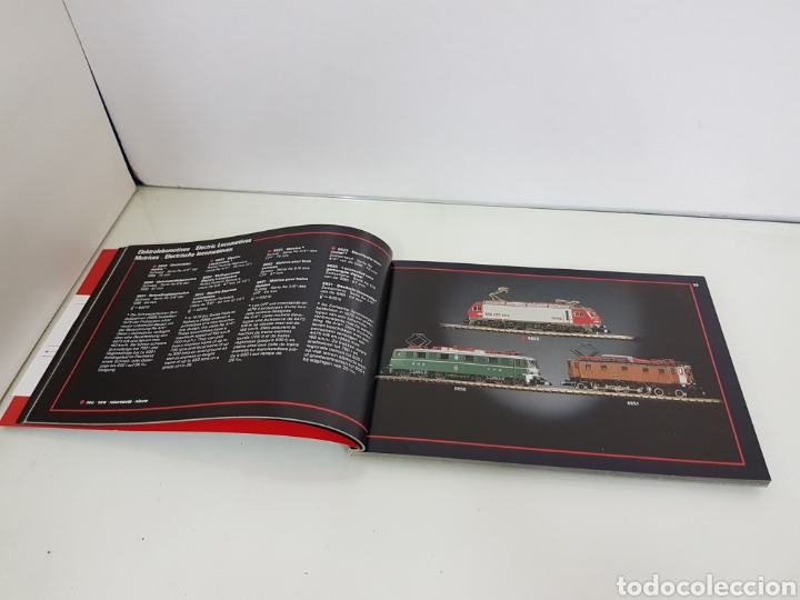 Trenes Escala: Hasta luego de making escala Z miniclub 1986/87 D de 191pag de 21x14cms - Foto 4 - 147826457