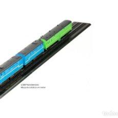 Trenes Escala: TRANSIBERIANO DE METAL CON DETALLES EN PLÁSTICO ESCALA Z. Lote 153479362