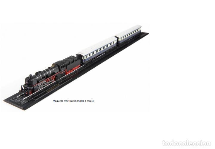 RHEINGOLD DE METAL CON DETALLES EN PLÁSTICO ESCALA Z (Juguetes - Trenes a Escala Z)