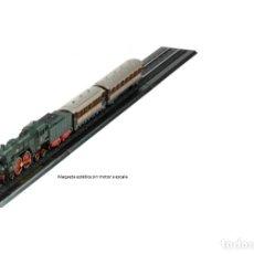 Trenes Escala: ORIENT EXPRESS 1906 DE METAL CON DETALLES EN PLÁSTICO ESCALA Z. Lote 153481118