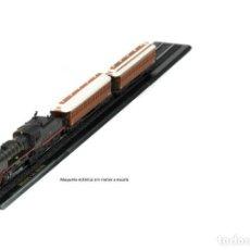 Trenes Escala: MIKADO 141 RENFE DE METAL CON DETALLES EN PLÁSTICO ESCALA Z. Lote 153481362