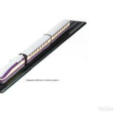 Trenes Escala: HENSCHEL-WEGMANN-ZUG DE METAL CON DETALLES EN PLÁSTICO ESCALA Z. Lote 153481762