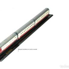 Trenes Escala: TEE EDELWEISS DE METAL CON DETALLES EN PLÁSTICO ESCALA Z. Lote 153482154