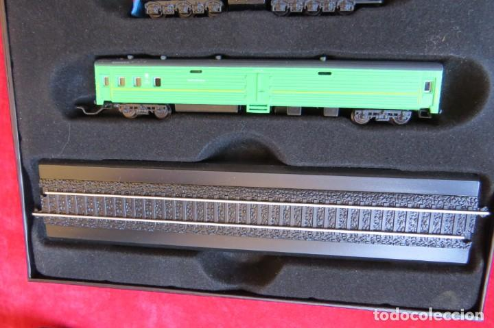 Trenes Escala: LOTE 4 TRENES MINITRAINS 1/220 - EDITIONS ATLAS - Foto 23 - 159759326