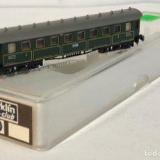 Trenes Escala: MARKLIN VAGÓN DE PASAJEROS 'COCHE 3ª BÁRVAROS TREN EXPRESO', REFERENCIA 8730 ESCALA Z. Lote 186265207