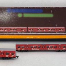 Trenes Escala: MARKLIN SET DE VAGONES, REFERENCIA 87901 ESCALA Z. Lote 168957948