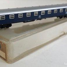 Trenes Escala: MARKLIN VAGÓN DE PASAJEROS 'COCHE 1ª AZUL DB TREN EXPRESO', REFERENCIA 8710 ESCALA Z. Lote 169007128